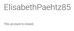 Last Saturday night Lichess banned the account that belongs to Elisabeth Pähtz.